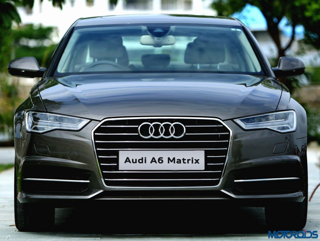 2015 Audi A6 Matrix facelift front (3)