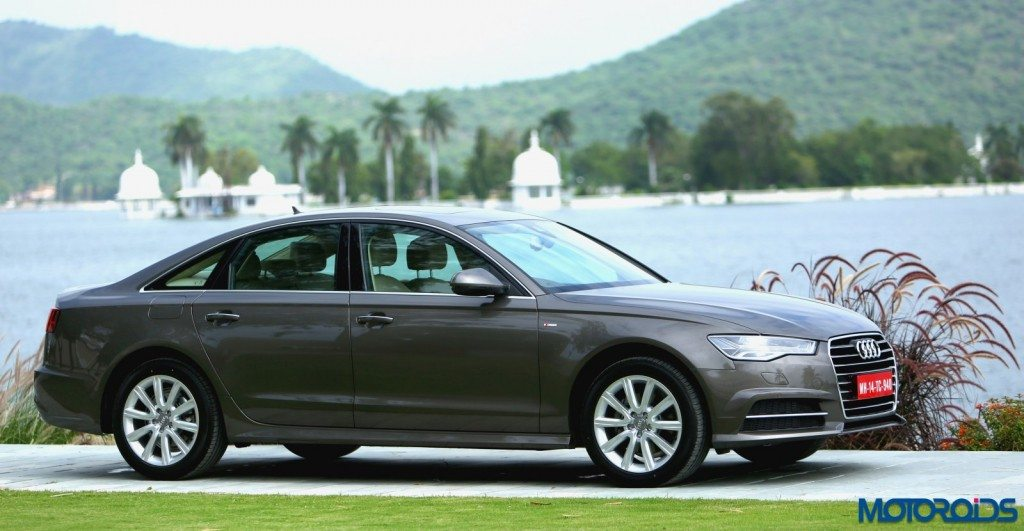 2015 Audi A6 Matrix facelift front (4)