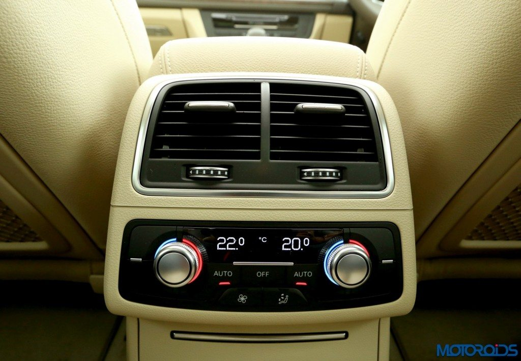 2015 Audi A6 Matrix facelift rear AC