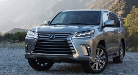 Lexus LX 570 India Bookings Open; Priced At INR 2.32 Crore