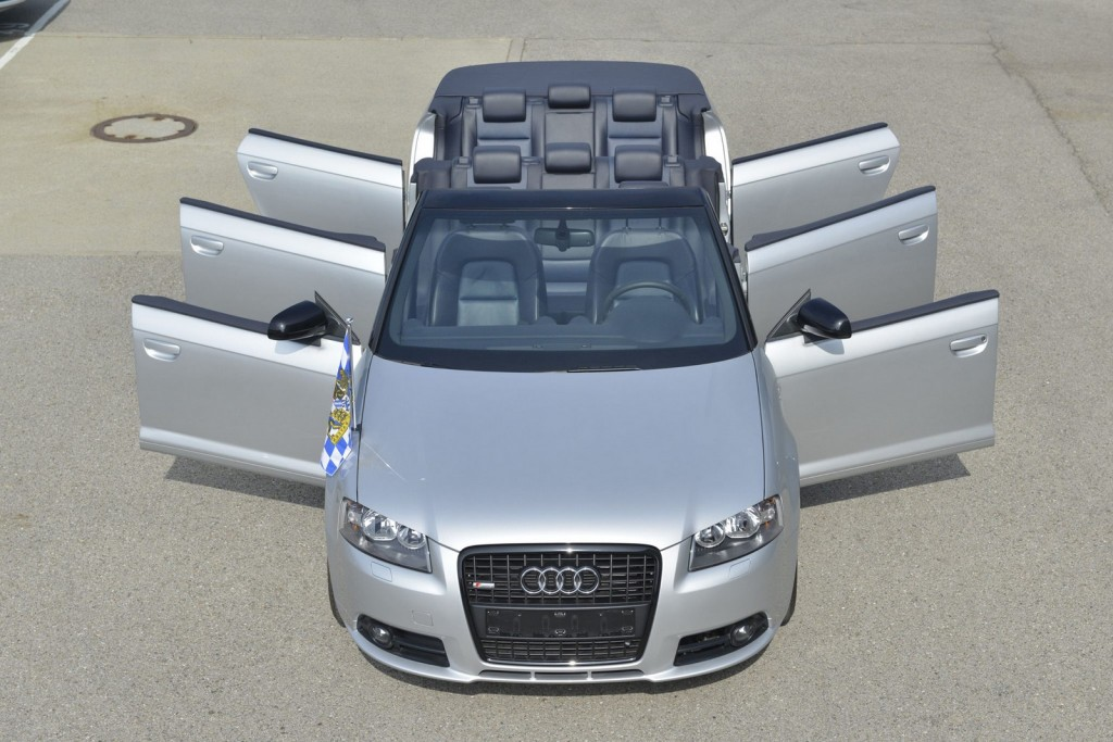 Audi A3 Cabriolet Stretched (3)