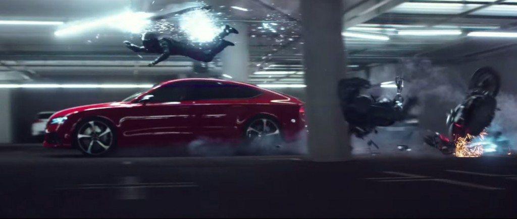 Audi RS7 Hitman Agent 47