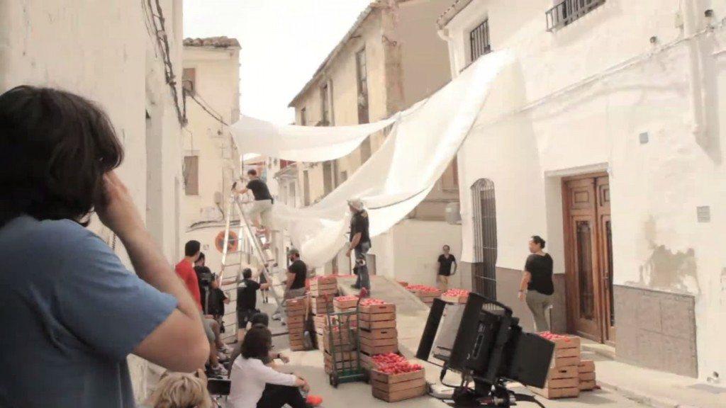Bajaj Pulsar AS200 Commercial Behind the Scene - 1