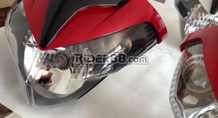 Benelli TNT600i - Aftermarket Headlight - 1
