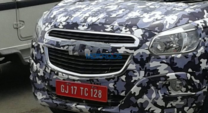 Chevrolet Spin Mpv Spied Coming In Early 2017 Motoroids