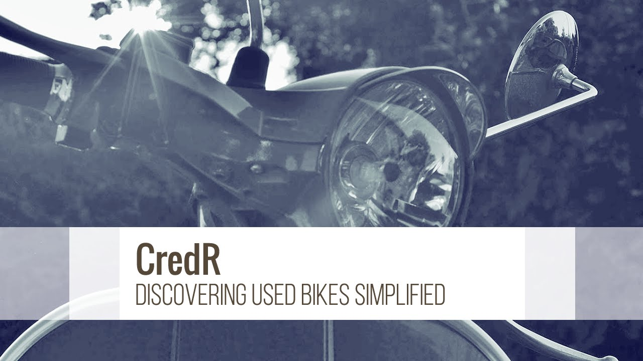 Online Pre Owned Bikes Marketplace Credr Sells Over 1400