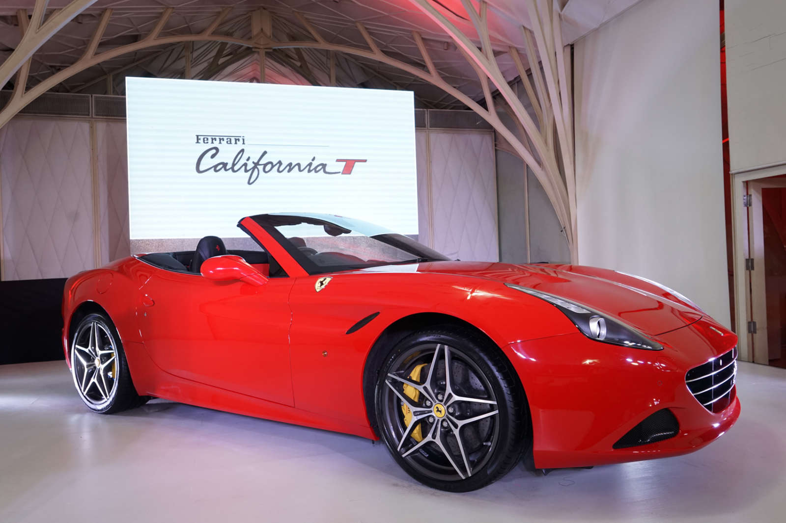 Image 17 Of 47 Gallery Updated Ferrari California T Launched Fuse Box In India