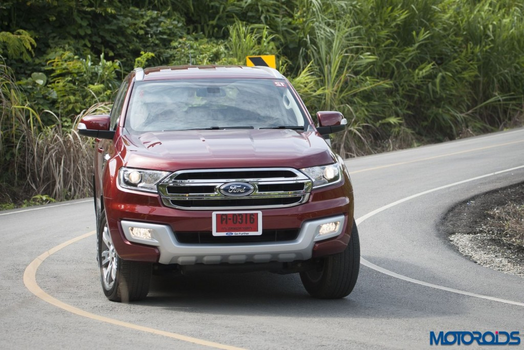Ford Endeavour Media Drive Thailand (61)