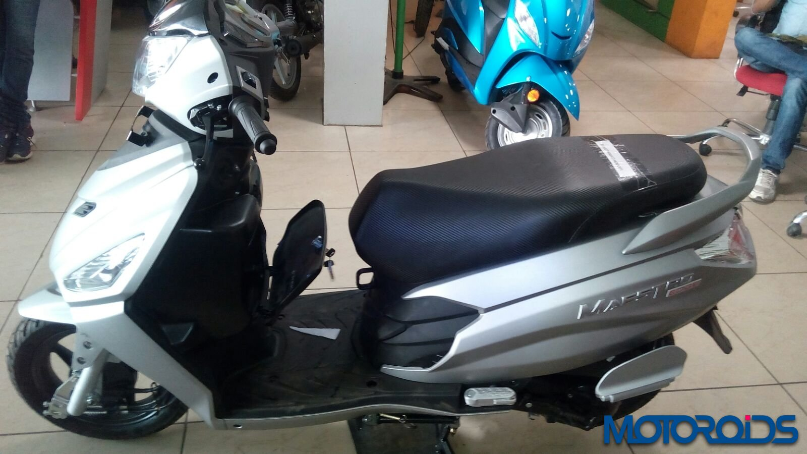 Hero Maestro Edge 125cc (1)