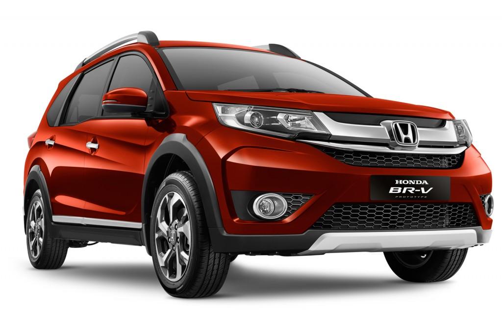 Honda BR-V Official Image