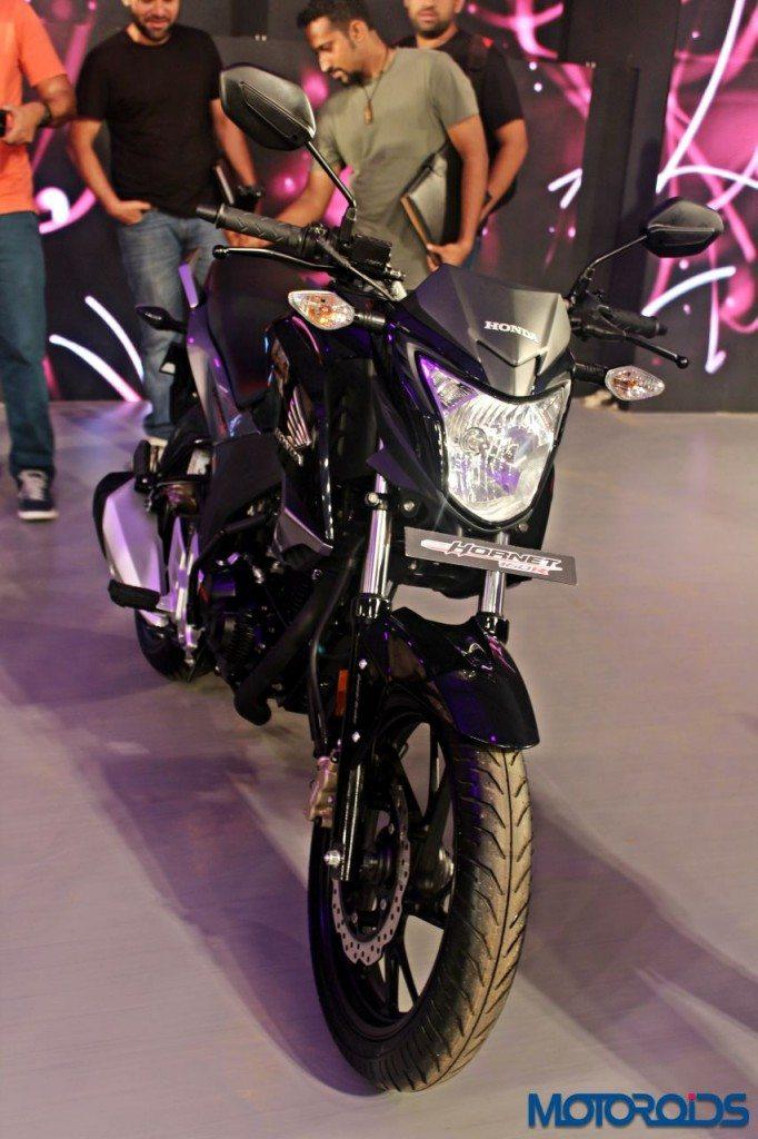 Honda CB Hornet 160 - RevFest 2015 (1)