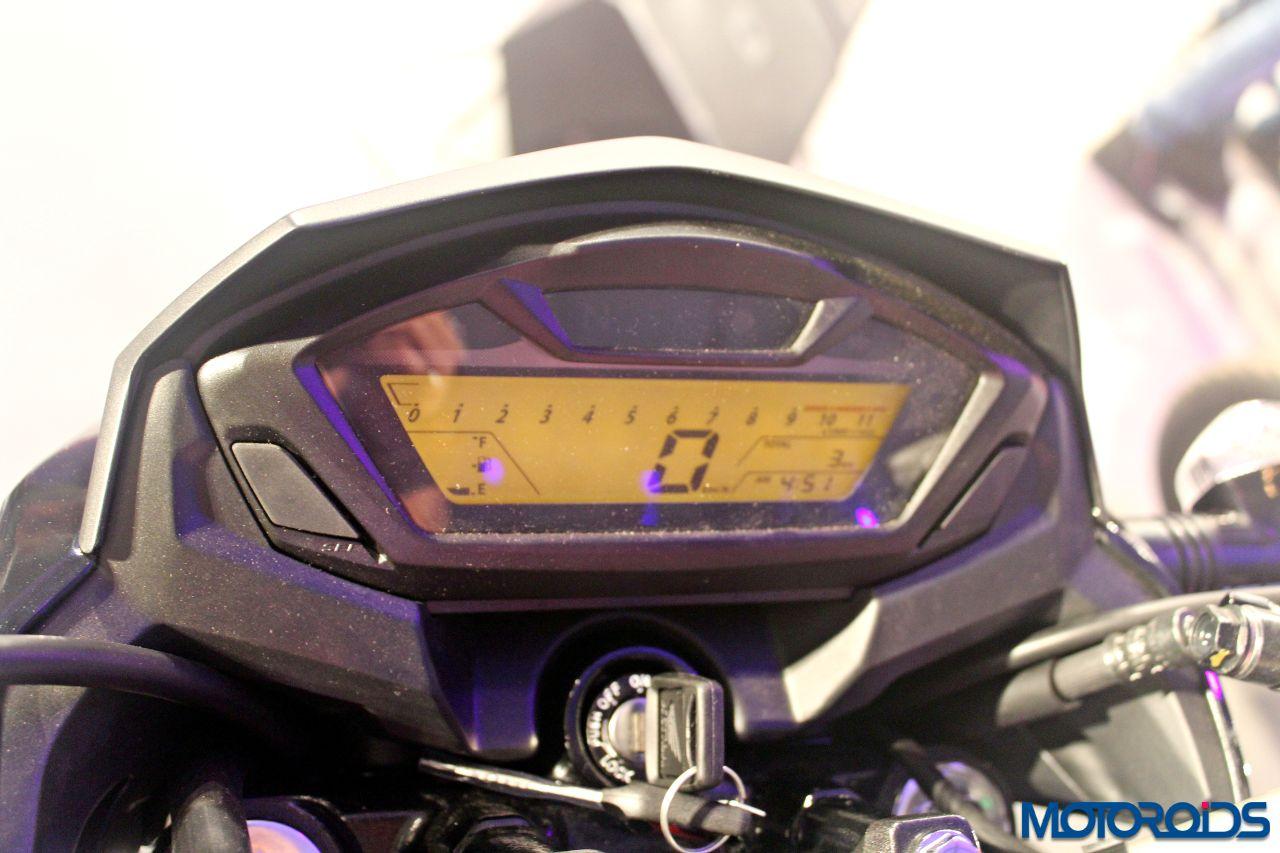 Honda CB Hornet 160R showcased in India at ongoing Honda ...