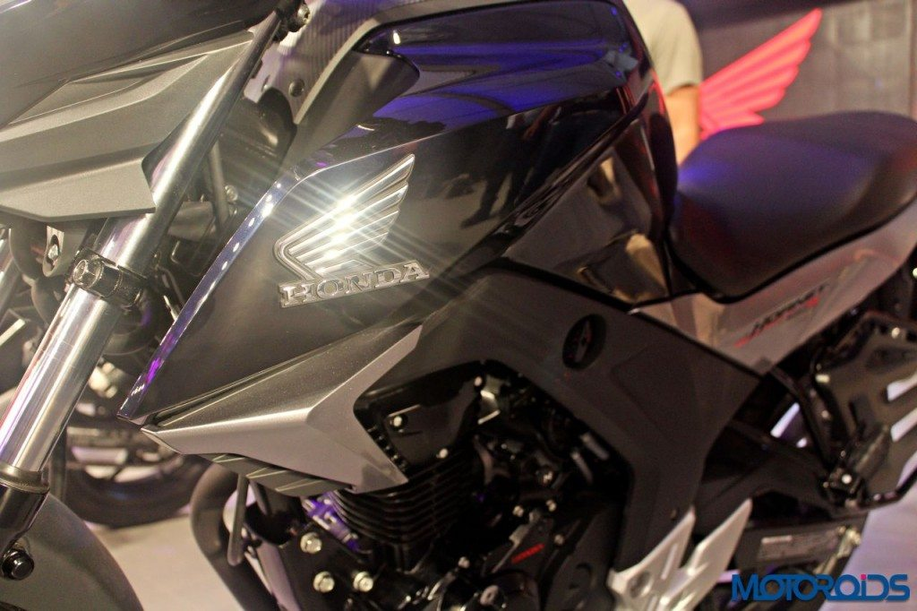 Honda CB Hornet 160 - RevFest 2015 (36)