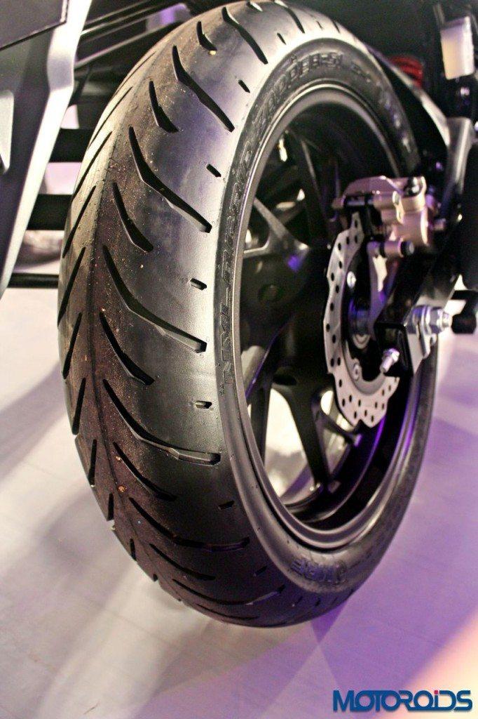 Honda CB Hornet 160 - RevFest 2015 (40)