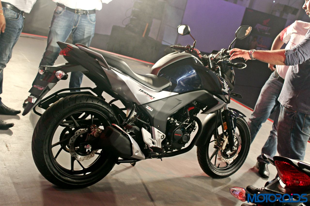 Honda Cb Hornet 160r Launched Prices Start At Inr 79900 Motoroids