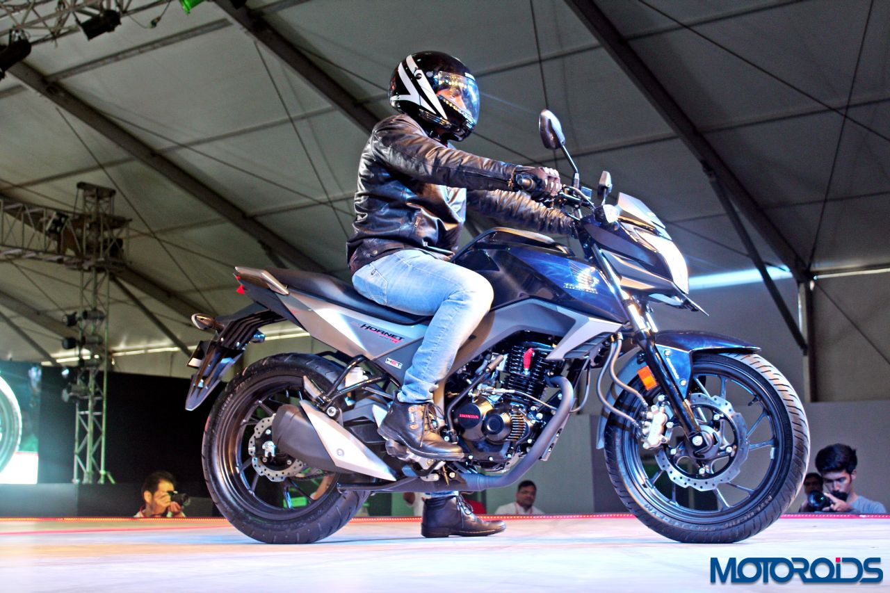 Honda Cb Hornet 160r Launched Prices Start At Inr 79 900 Motoroids