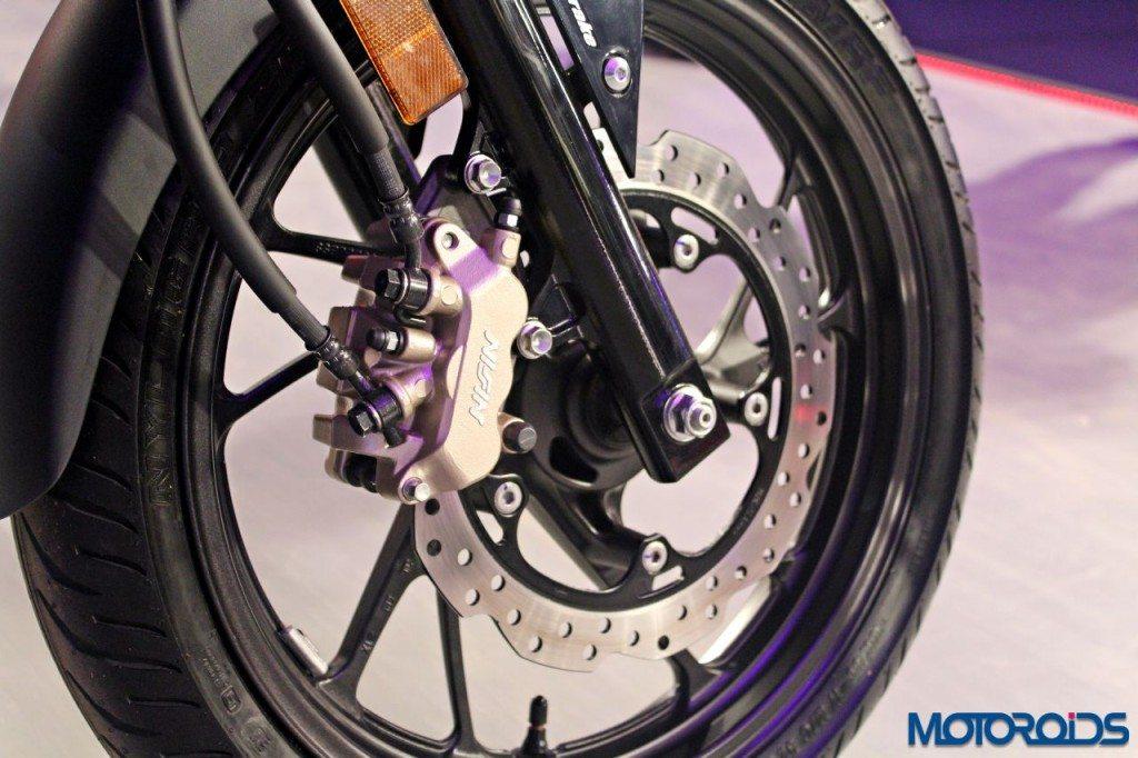 Honda CB Hornet 160 - RevFest 2015 (8)