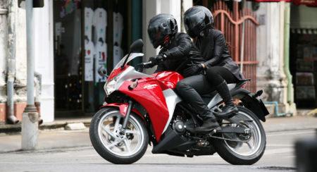 Honda CBR250R - 2