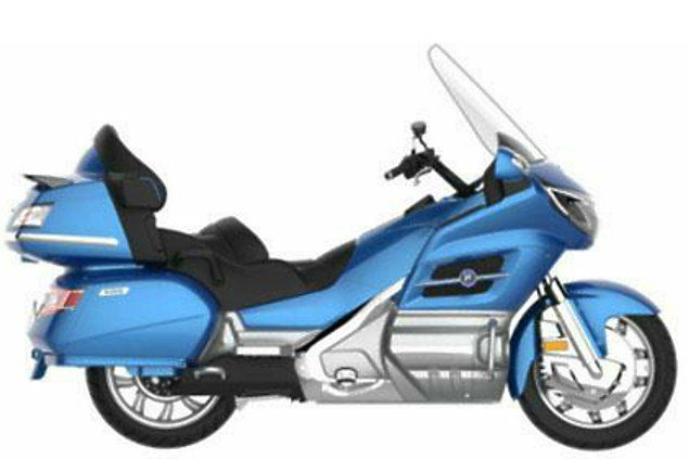 Honda Goldwing clone Jiangsu Xinri (2)