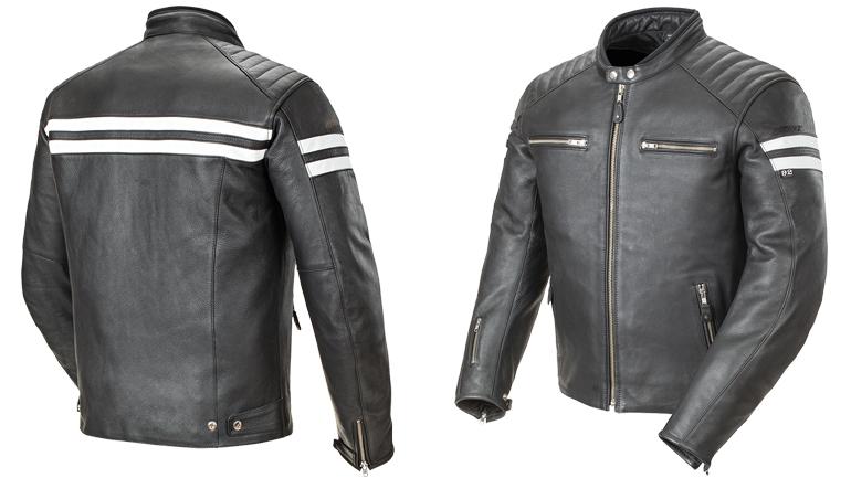 Genuine leather riding jacket*. Joe-Rocket-Classic-92-Leather-Motorcycle-Jacket_1