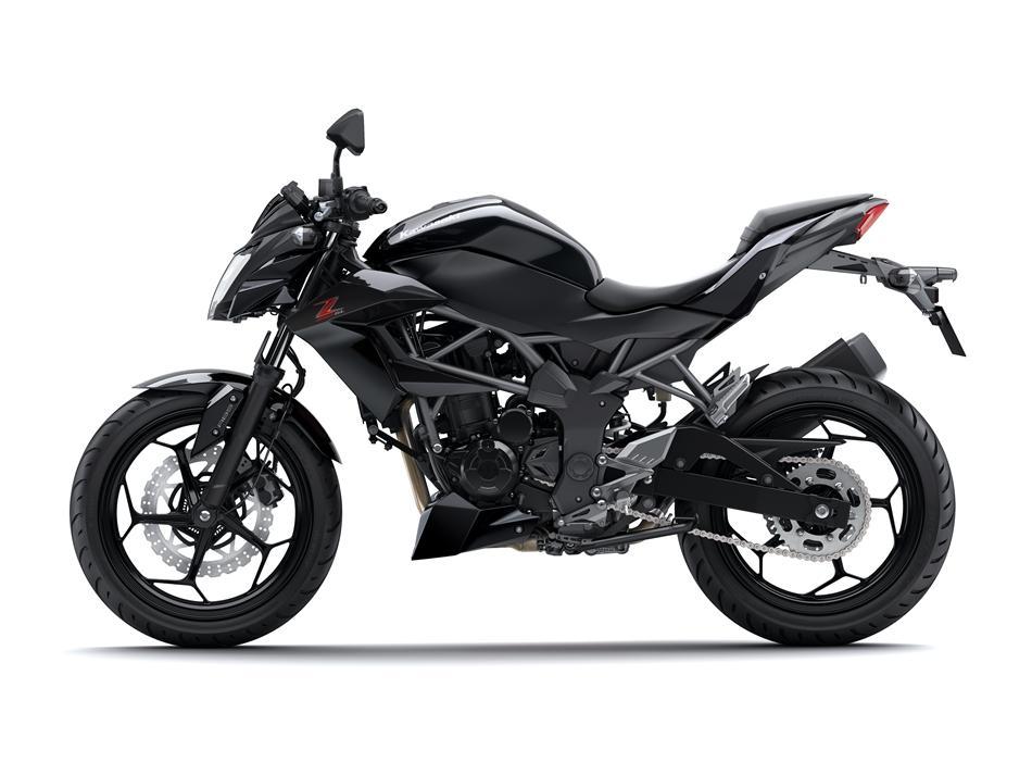 Kawasaki Ninja Z250SL - 4