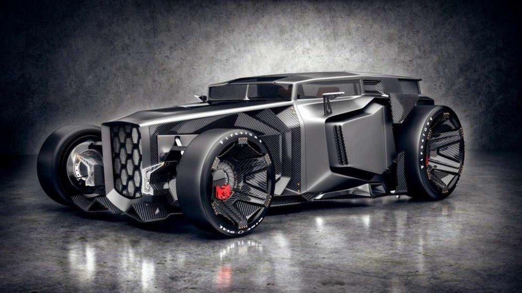 Lamborghini Rat Rod Concept (1)