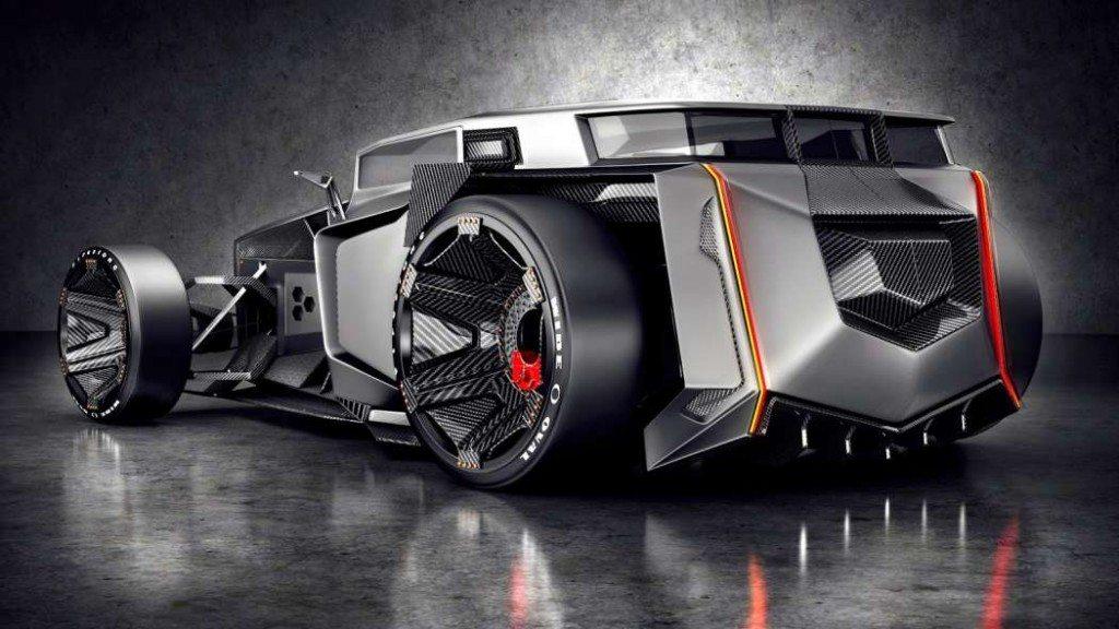 Lamborghini Rat Rod Concept (2)