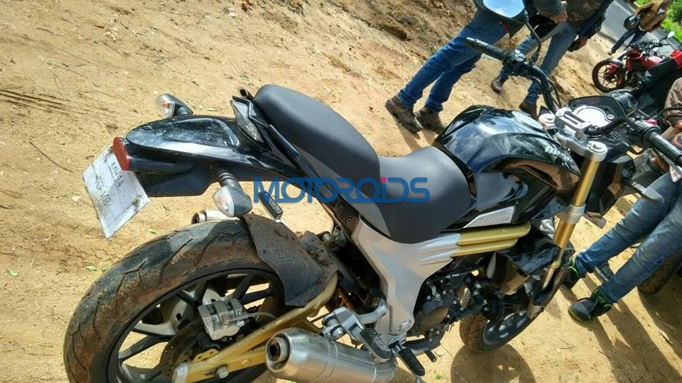 Mahindra Mojo Snapped - Exclusive (3)