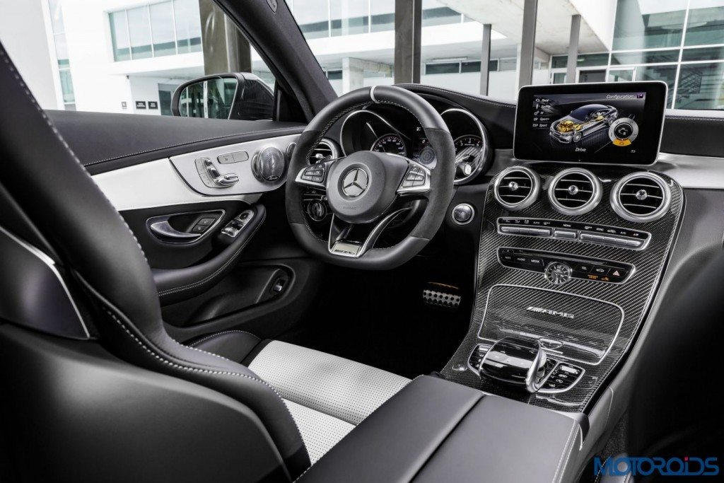 Mercedes-AMG C 63 Coupe (2)