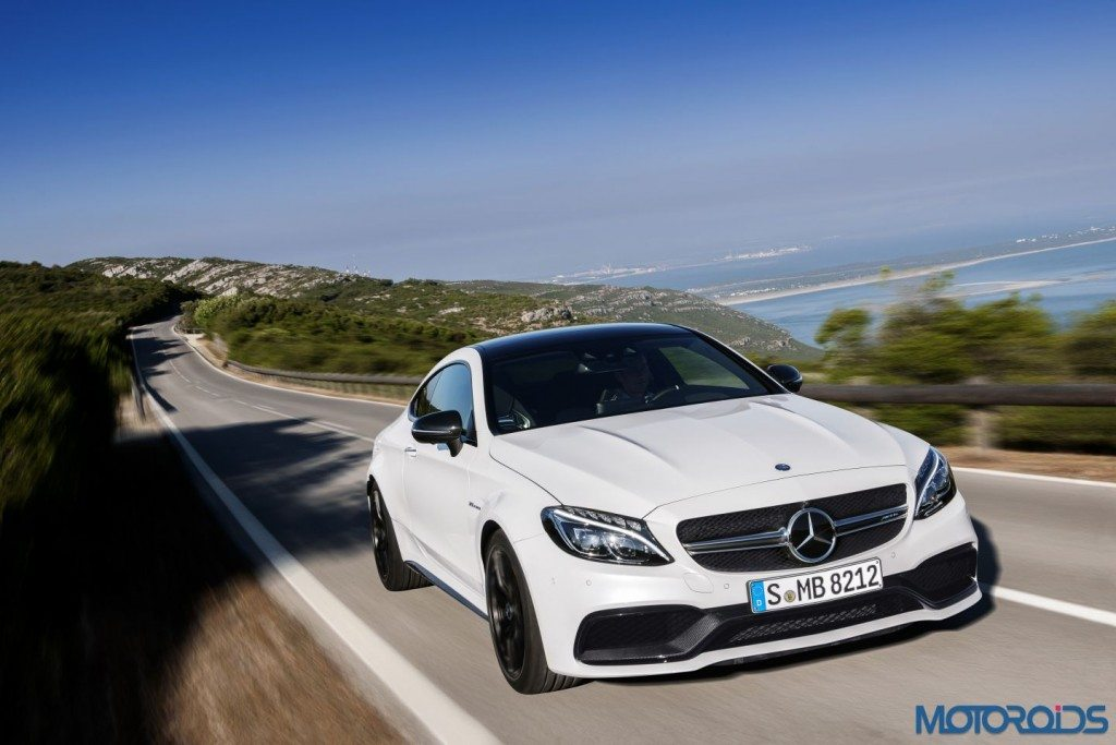 Mercedes-AMG C 63 Coupe (22)