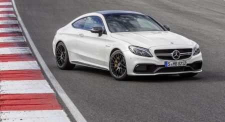 Mercedes-AMG C 63 Coupe (5)
