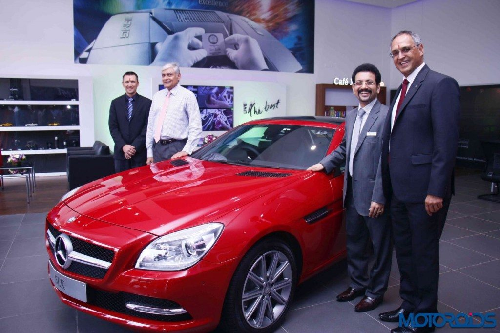 Mercedes-Benz Dealership Mangalore (1)