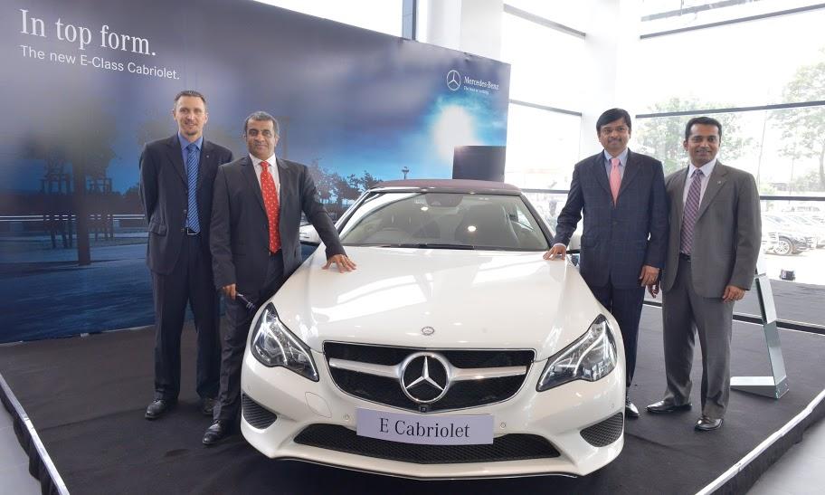 Mercedes-Benz India - Auto Hangar Raipur (1)