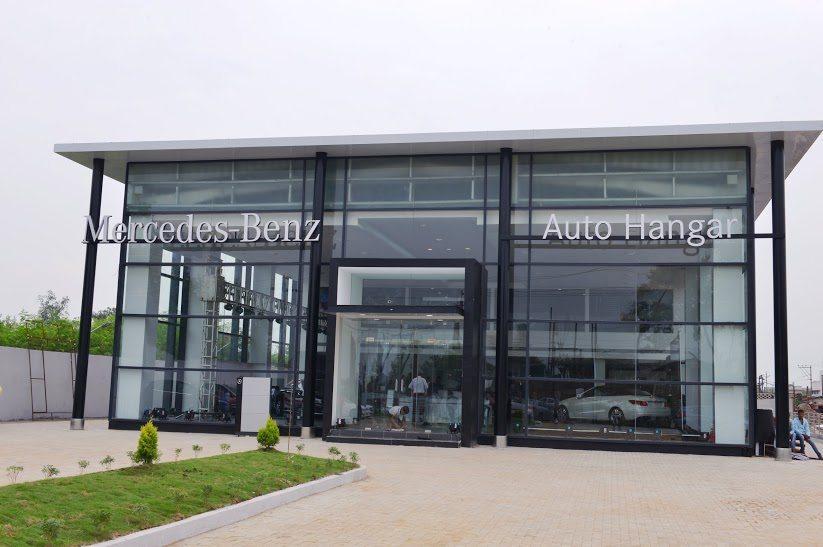 Mercedes-Benz India - Auto Hangar Raipur (2)