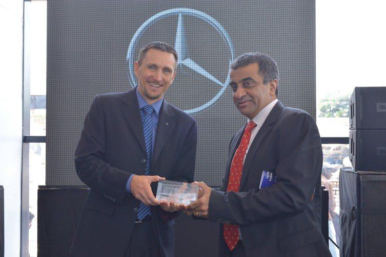 Mercedes-Benz India - Auto Hangar Raipur (4)