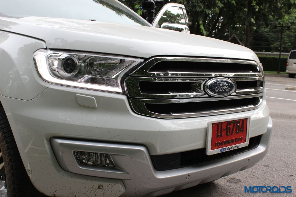 New Ford Endeavour Front Grille (2)