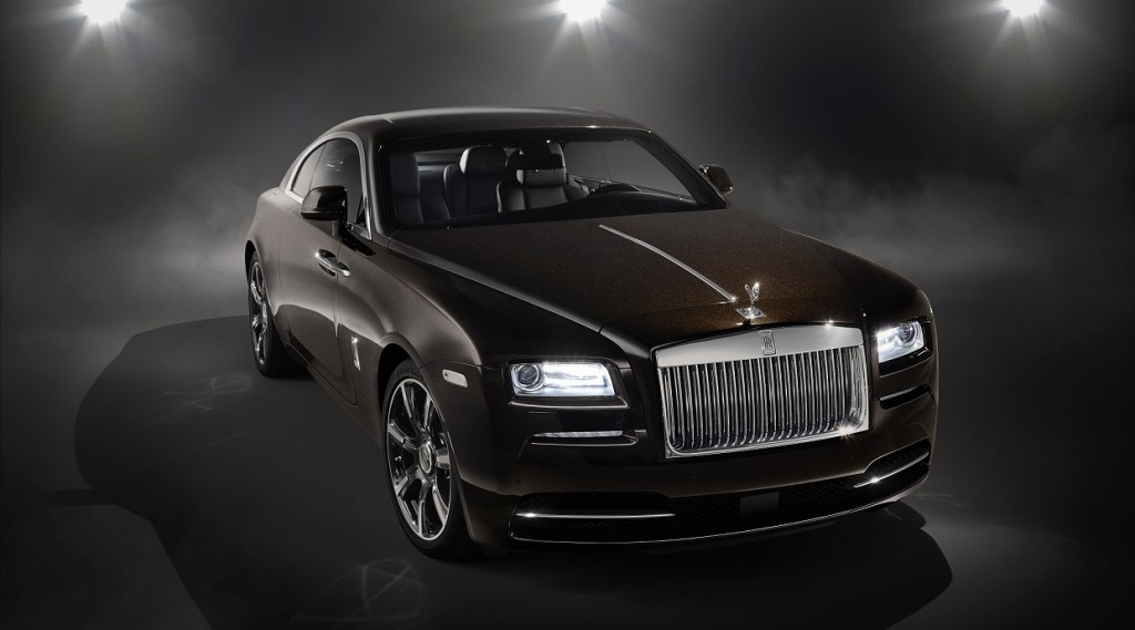 Rolls-Royce Wraith 'Inspired by Music' (2)