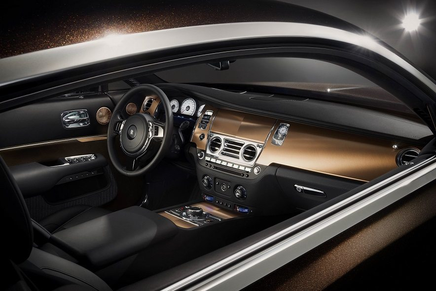 Rolls-Royce Wraith 'Inspired by Music' (5)
