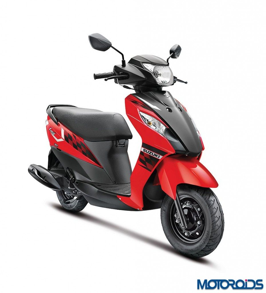 SUZUKI LETS -DUAL-TONE COLOURS BLUE (3)