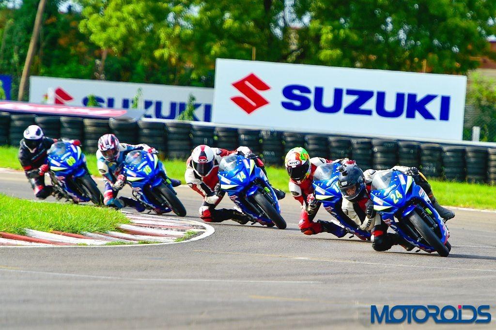 Suzuki Gixxer Cup - Round 3 (2)