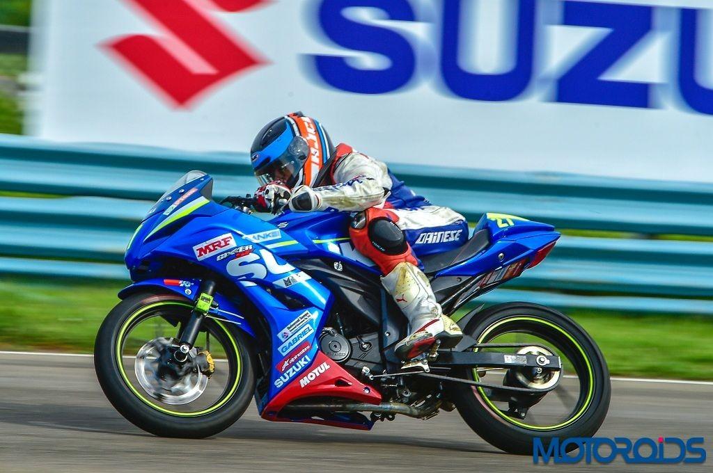 Suzuki Gixxer Cup - Round 3 (4)