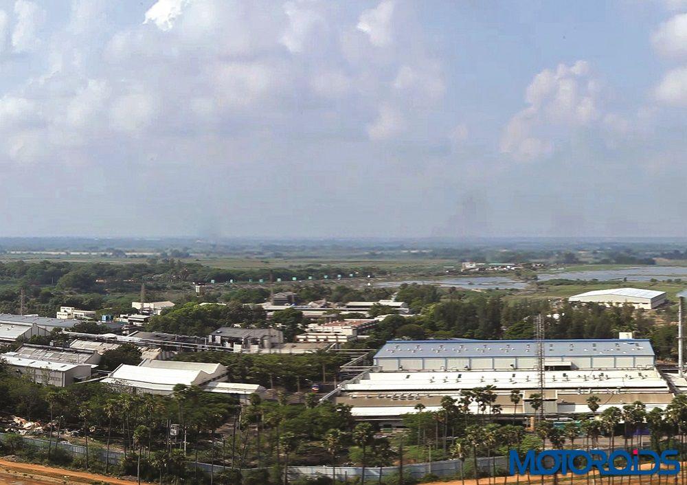 TVS factory - Madurai Visit (1)