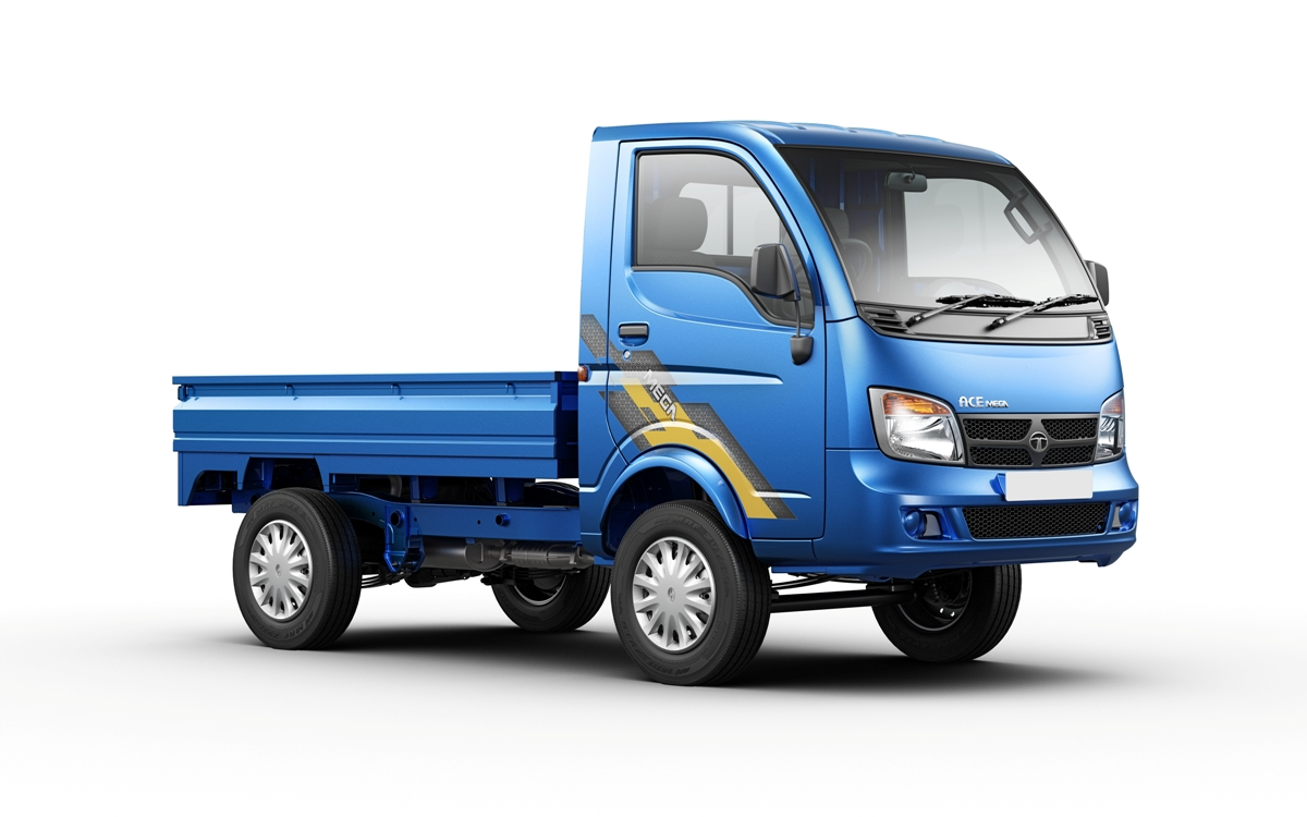 Tata Ace Mega Launched Priced At Inr 4 31 Lakh Motoroids