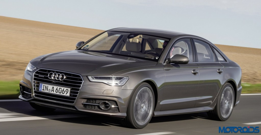 The new Audi A6 Matrix_2