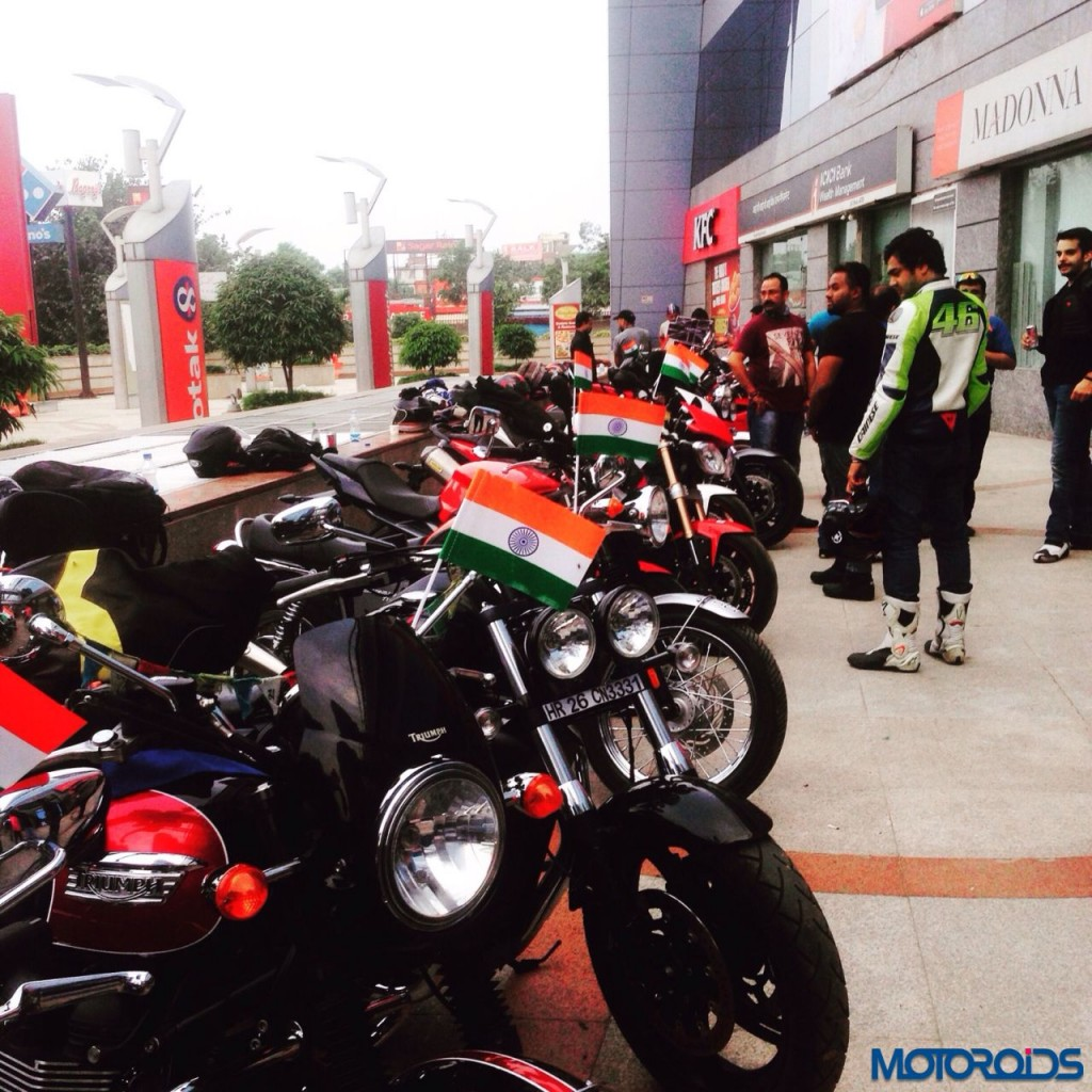 Triumph Motorcycles - Ride for Freedom (9)