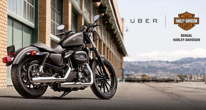 Uber Bengal Harley Davidson Kolkata