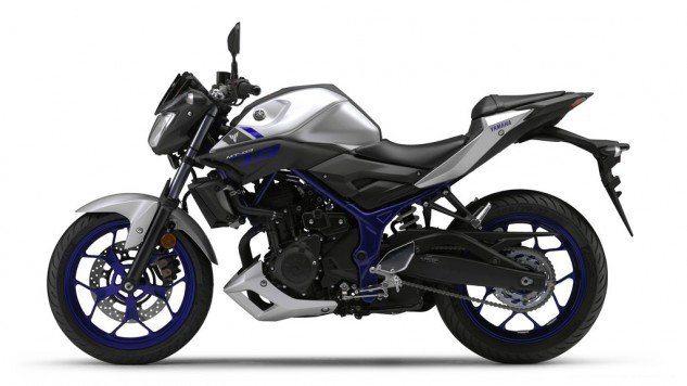 Yamaha MT-03 - 2