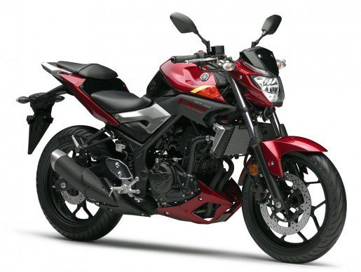Yamaha MT-03 - 3