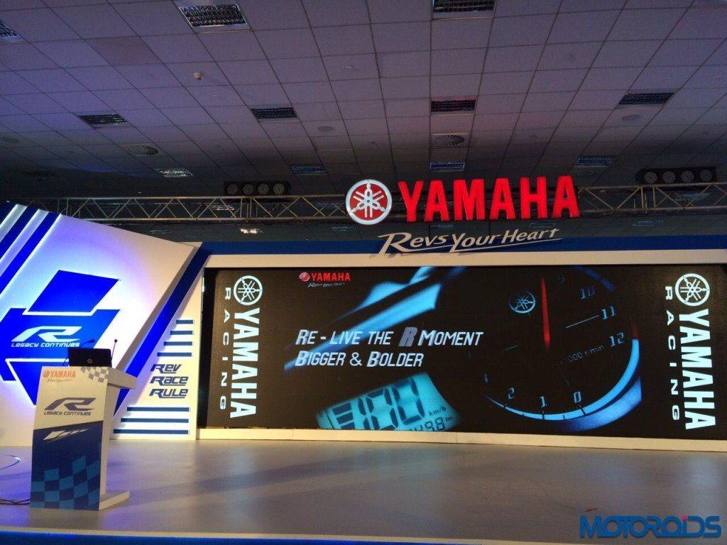 Yamaha - YZF-R3 Launch (1)