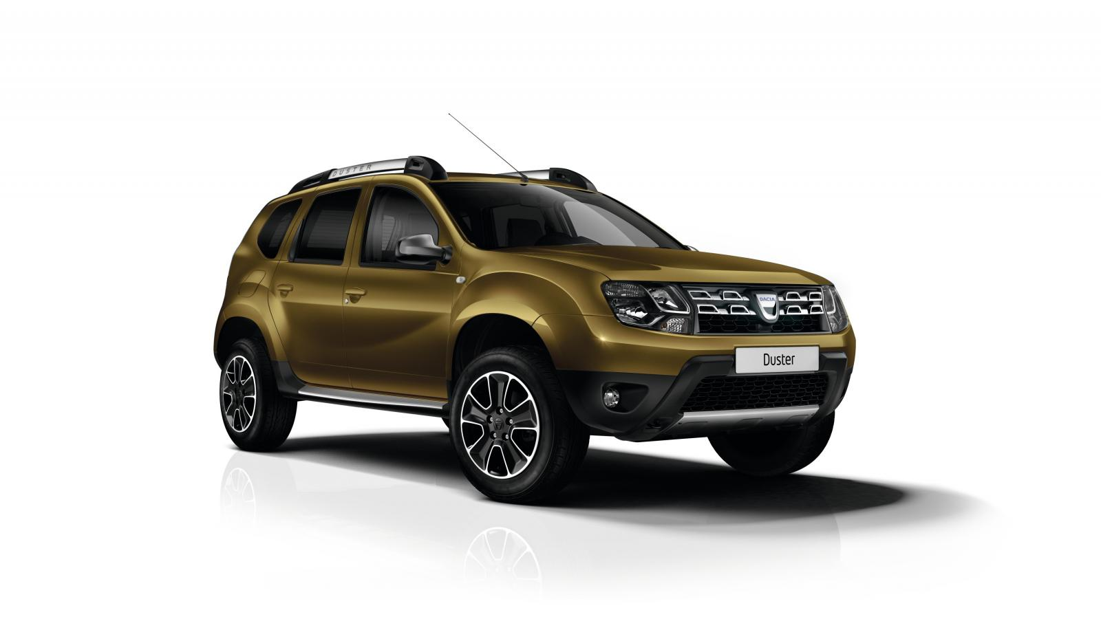 the new dacia duster dition 2016 with amt has been previewed before frankfurt unveiling motoroids. Black Bedroom Furniture Sets. Home Design Ideas
